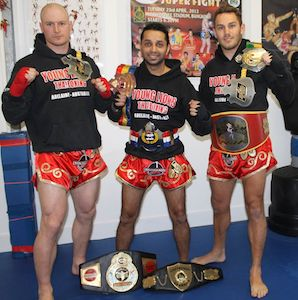 YOUNG LIONS THAIBOXING AND FITNESS